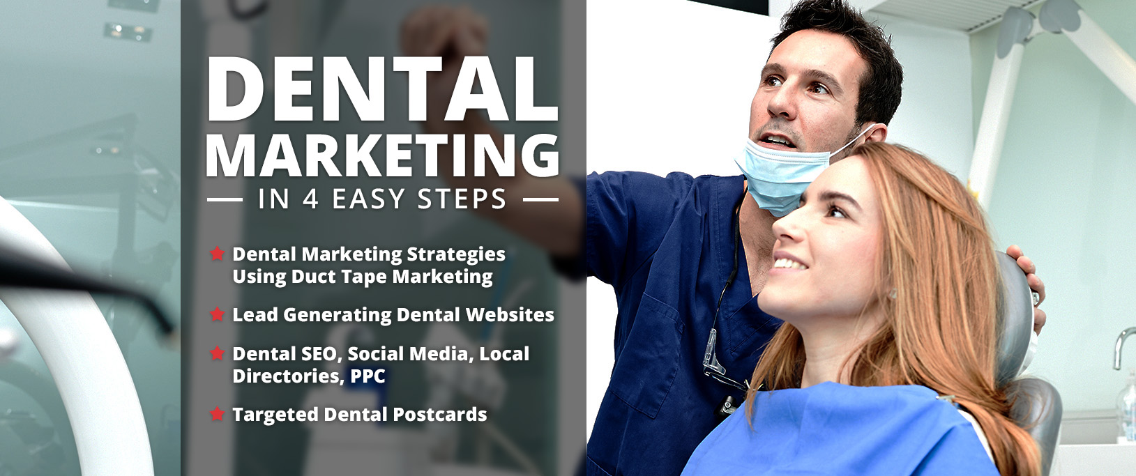 Dental Marketing, Websites, SEO, and PPC